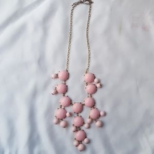 🌿Urban Peach Boutique Blush Bubble Necklace Lg🌿